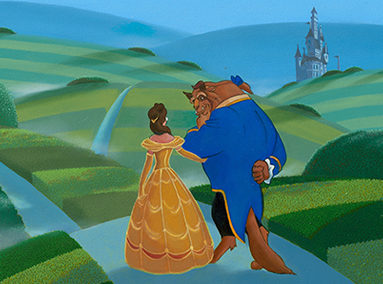 Beauty and The Beast – Be My Guest