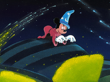Fantasia Mickey – The Conductor