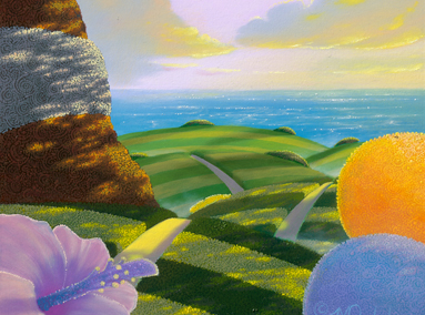 In the Spirit of Aloha 10×24 – ORIGINAL SOLD