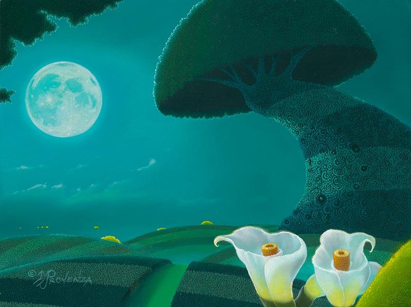 """Night Walk"" by Michael Provenza"