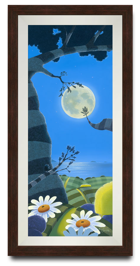 """""""This Little Light"""" by Michael Provenza framed print"""