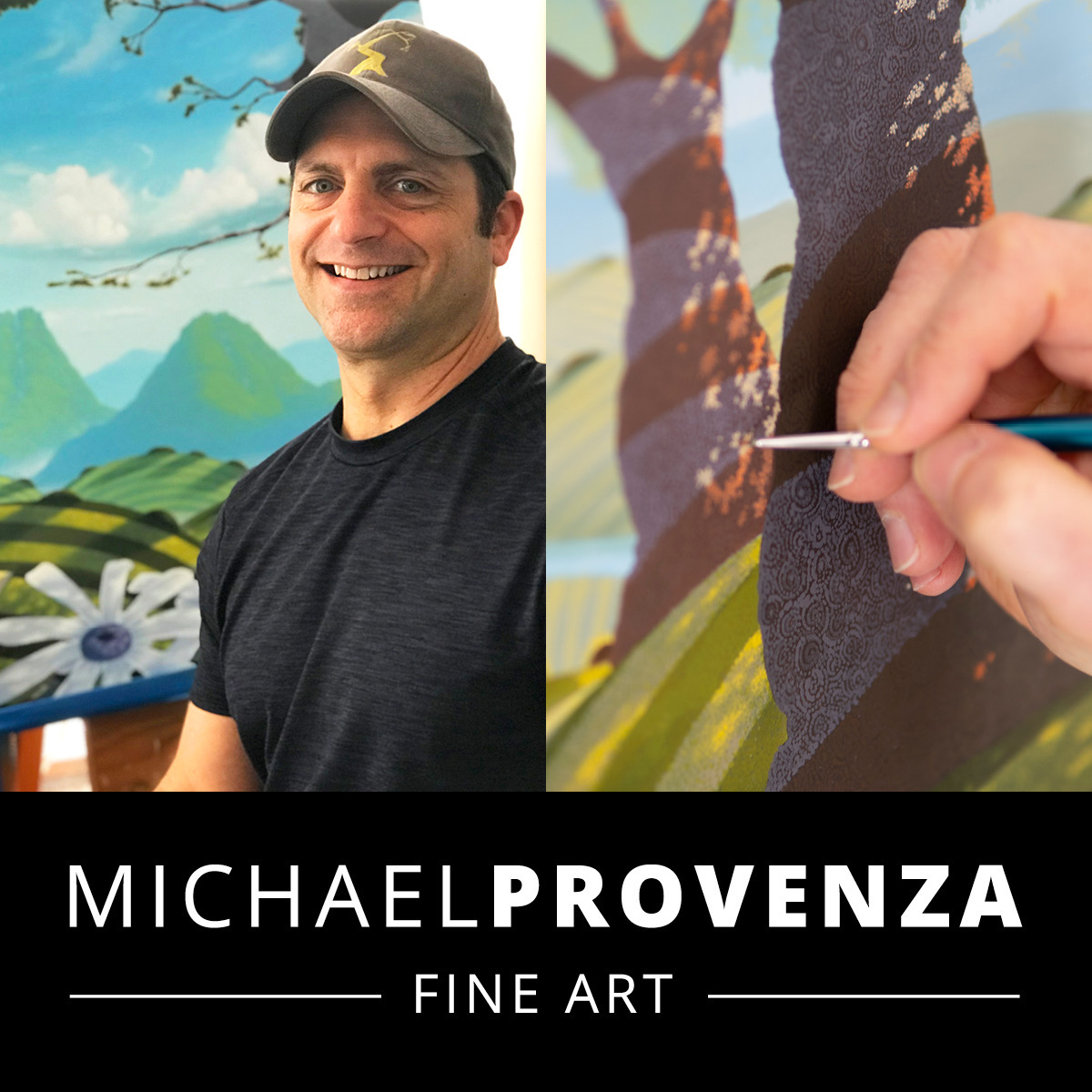 Michael Provenza Art Lessons