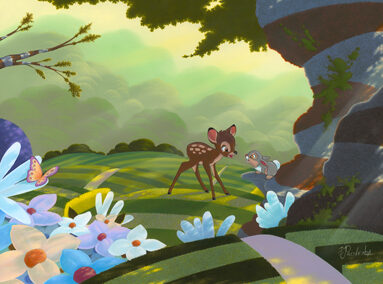 Bambi – Friends In A New World