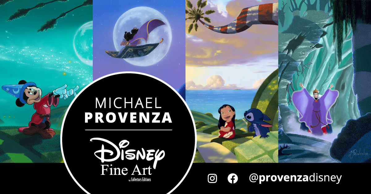 Provenza Disney Fine Art