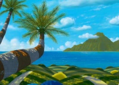 Island Dreams 20×40